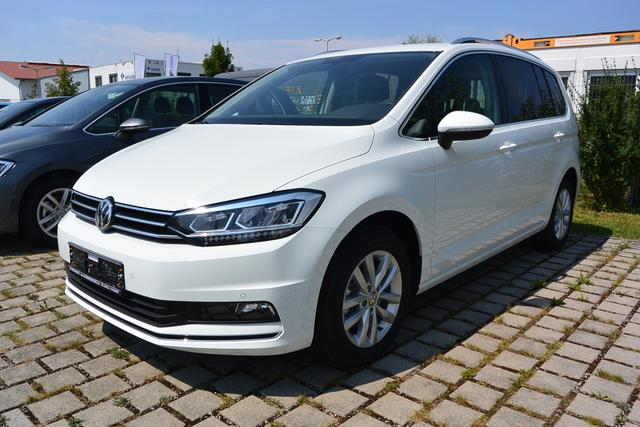 volkswagen touran highline 2 0 tdi scr 110 kw 150 ps navi. Black Bedroom Furniture Sets. Home Design Ideas