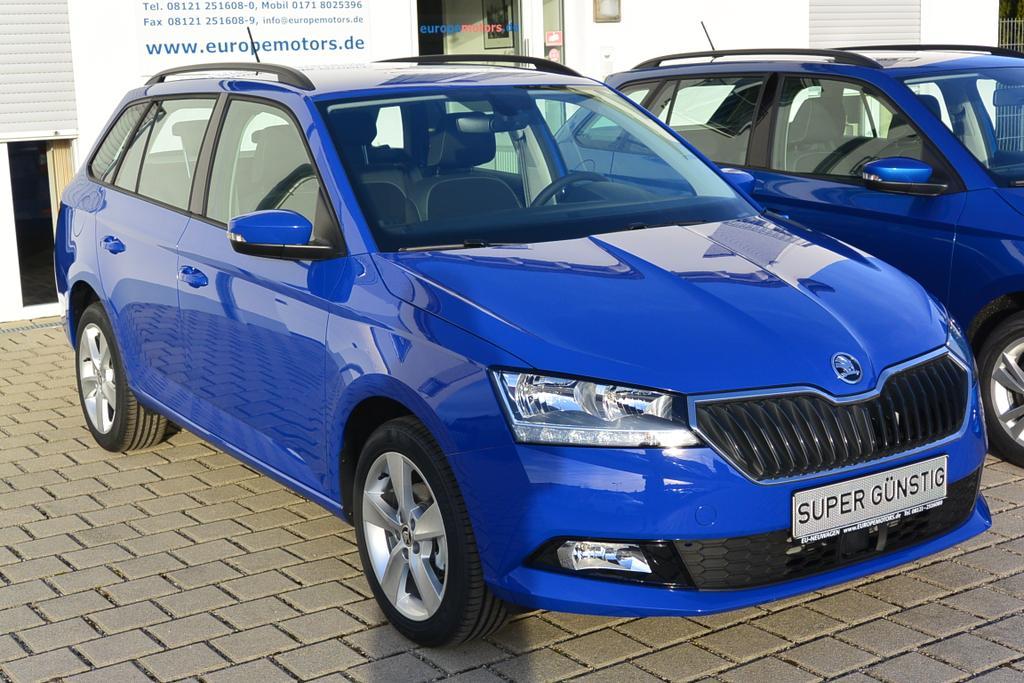 Skoda Fabia Combi Style Facelift Reimport EU-Neuwagen - Günstig mit Rabatt kaufen!