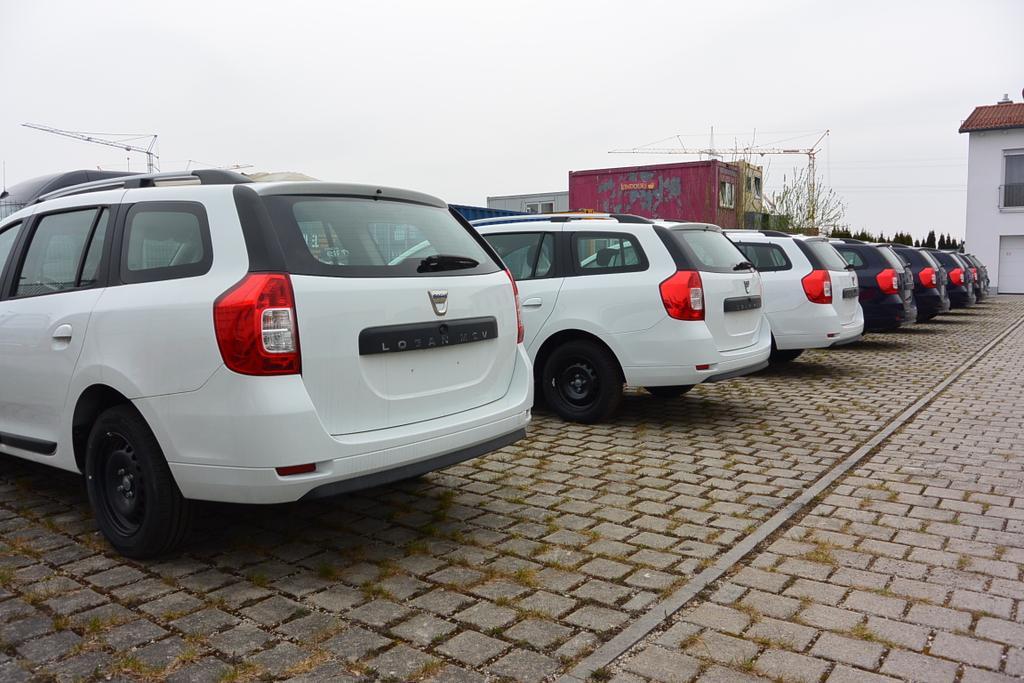 Reimport EU-Neuwagen mit Tageszulassung Dacia Logan MCV Kombi attraktiver als Jahreswagen