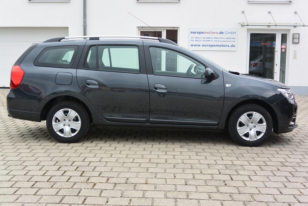 Dacia Logan MCV Kombi Reimport EU-Neuwagen mit Tageszulassung