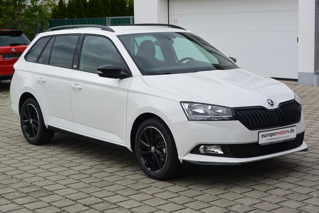 Skoda Fabia Combi Monte Carlo Reimport EU-Neuwagen mit Garantie - Top-Rabatt durch EU-Import