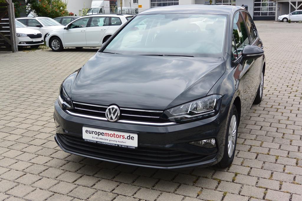 VW Golf Sportsvan Reimport EU-Neuwagen