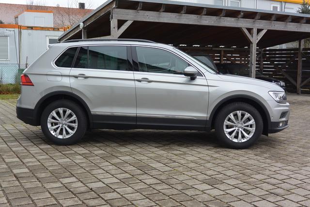 Sofort verfügbares Fahrzeug Volkswagen Tiguan - Comfortline 1.5 TSI ACT OPF DSG 110 kW 150 PS LED APP PDC Kamera Winterpaket Sitzheizung SOFORT VERFÜGBAR AKTION