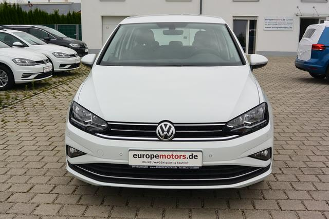 Sofort verfügbares Fahrzeug Volkswagen Golf Sportsvan - Comfortline 1.0 TSI OPF 85 kW 115 PS SOFORT VERFÜGBAR günstig abholbereit Klimaautomatik Climatronic PDC Alu AKTION Jahreswagen Tageszulassung