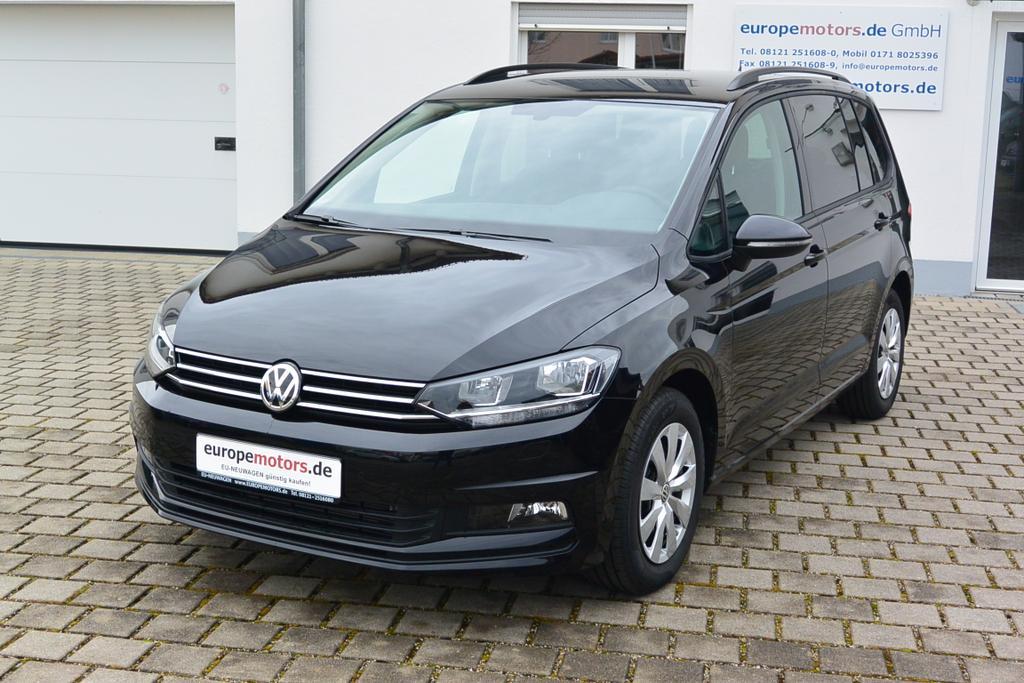 Reimport EU-Neuwagen VW Touran bei europemotors günstig kaufen! Jetzt zugreifen und sparen!