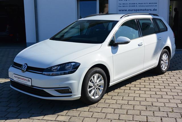 Sofort verfügbares Fahrzeug Volkswagen Golf Variant - Comfortline 1.0 TSI OPF 85 kW 115 PS SOFORT VERFÜGBAR AKTION Jahreswagen Tageszulassung günstig lagernd abholbereit Klimaautomatik Alu Reserverad