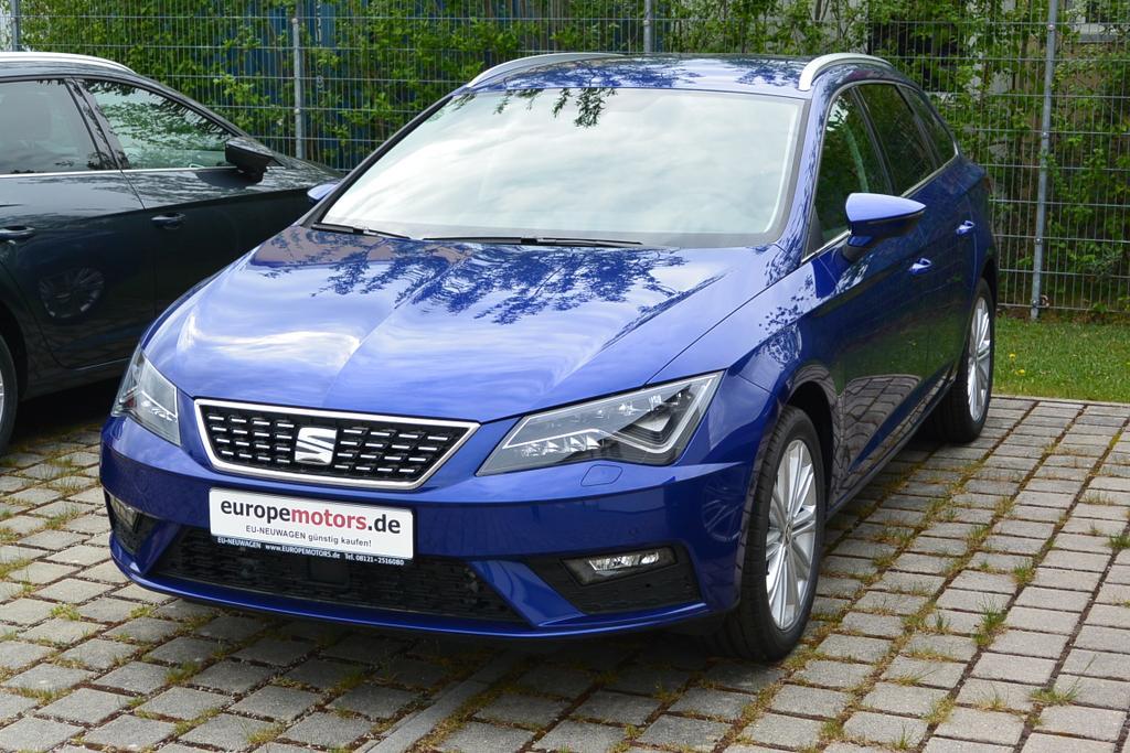 Seat Leon ST Sportstourer XCELLENCE Reimport EU-Neuwagen günstig kaufen