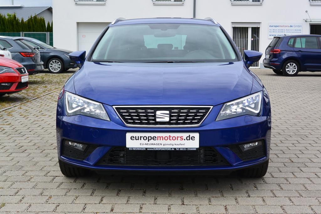 EU Neuwagen Reimport Seat Leon ST Sportstourer XCELLENCE günstig kaufen - europemotors Neufinsing bei München