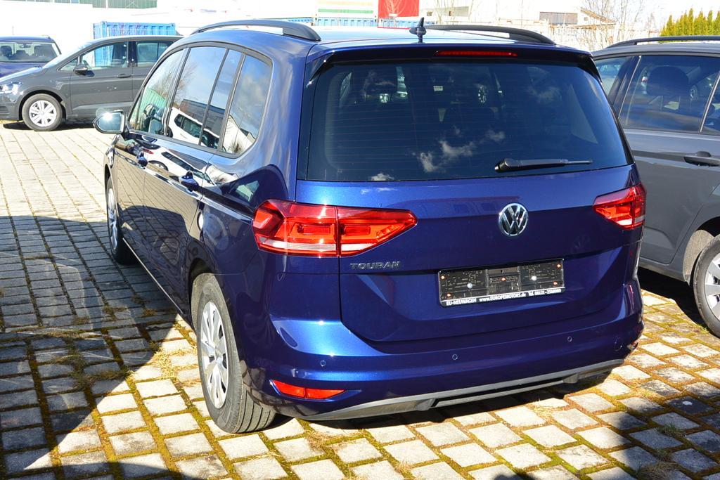 Reimport EU-Neuwagen VW Touran Comfortline - Die beliebteste Ausstattungslinie / Ausstattungsvariante mit hohem Rabatt