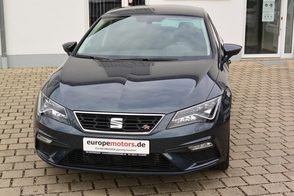 Seat Leon FR Reimport EU-Neuwagen mit hohem Rabatt und Top-Ausstattung günstig kaufen!