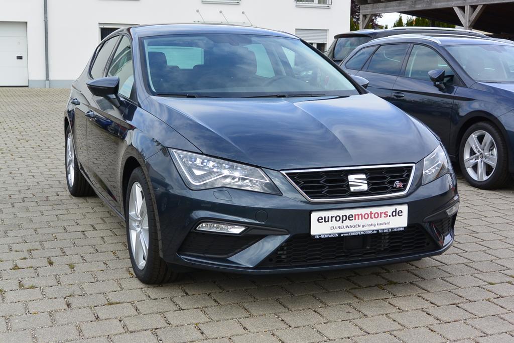 Seat Leon FR Reimport EU-Neuwagen mit hohem Rabatt günstig kaufen!