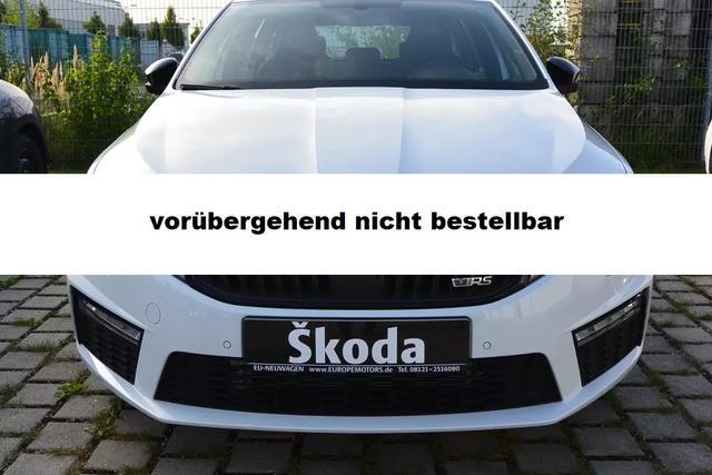 Bestellfahrzeug (frei konfigurierbar), Anfertigung im Herstellerwerk nach Kundenspezifikation Skoda Octavia RS Lim. - 2.0 TSI DSG 180 kW 245 PS Automatik 7-Gang Doppelkupplungsgetriebe