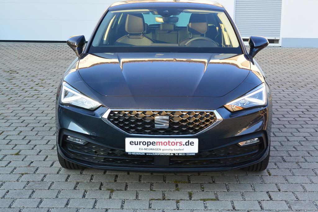 Seat Leon Xcellence Reimport EU-Neuwagen günstig kaufen bei europemotors in Neufinsing bei München