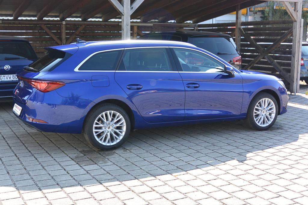 Seat Leon Sportstourer ST Kombi XCELLENCE Reimport EU Neuwagen Tageszulassung
