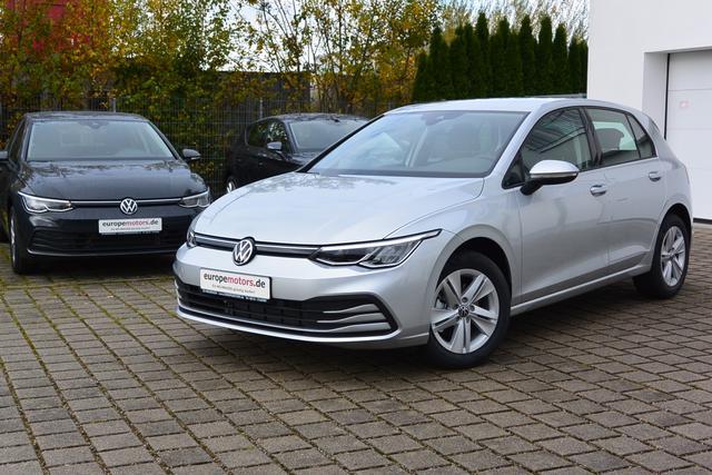 Bestellfahrzeug (frei konfigurierbar), Anfertigung im Herstellerwerk nach Kundenspezifikation Volkswagen Golf - Basis 1.0 TSI OPF 66 kW 90 PS