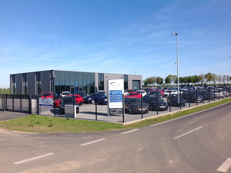 Autrado Lieferant -  Automobilhandel von der Forst