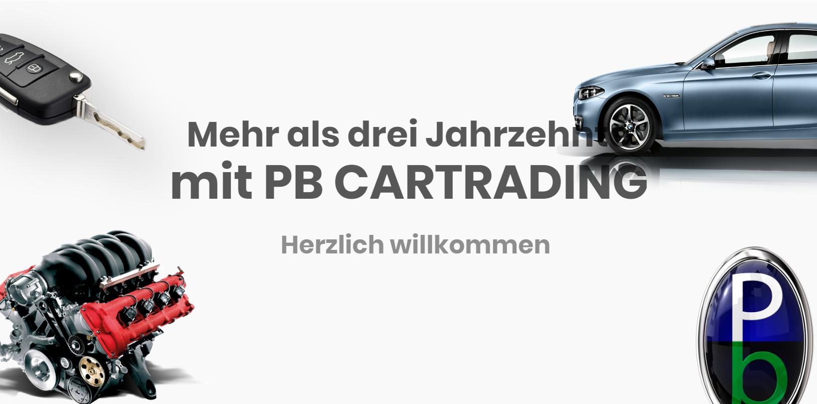Autrado Lieferant - PB Cartrading ApS Fahrzeuggroßhandel