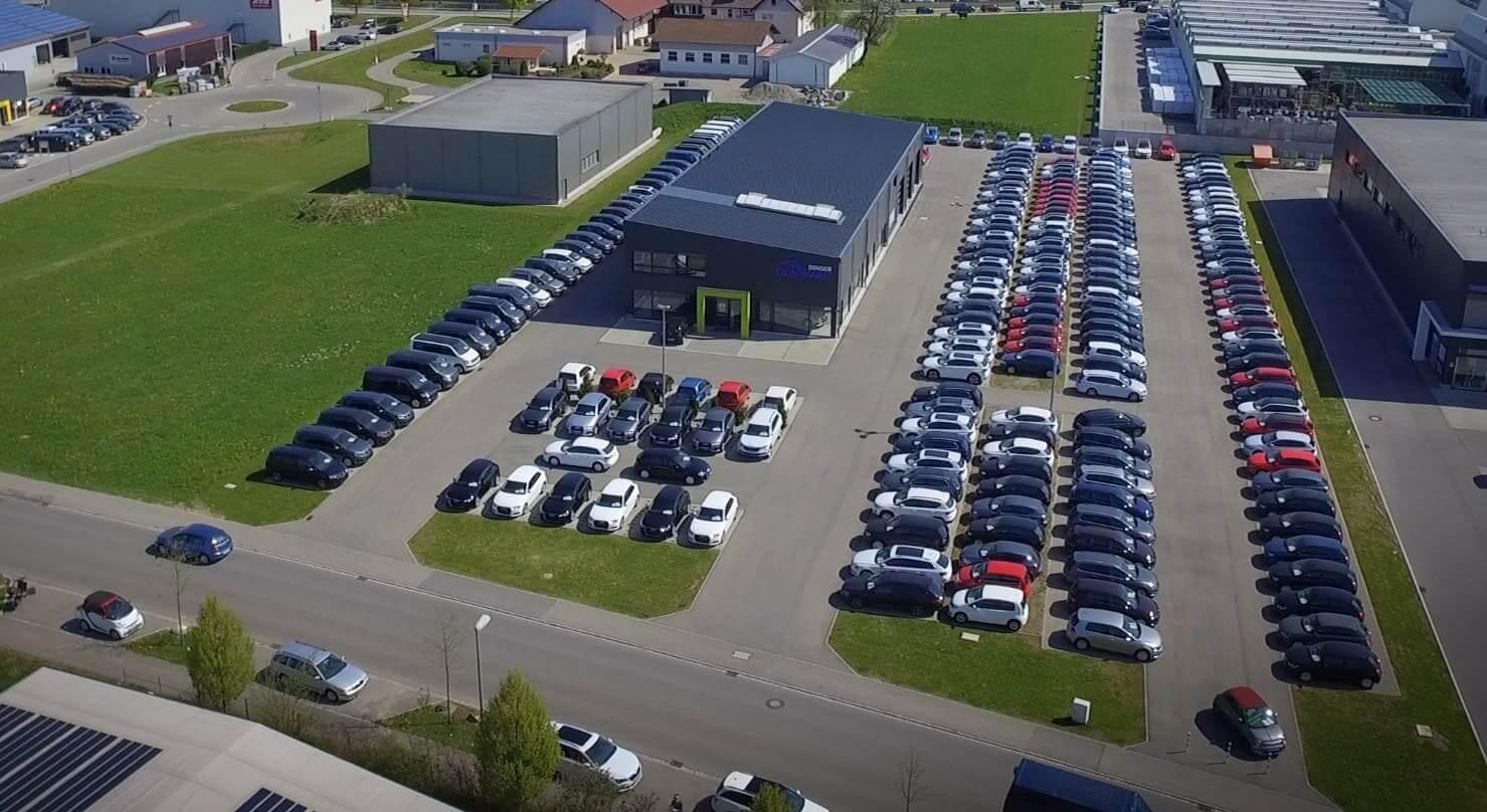 Autrado B2B Lieferant - Automarkt Dinser GmbH B2B Fahrzeuggroßhandel