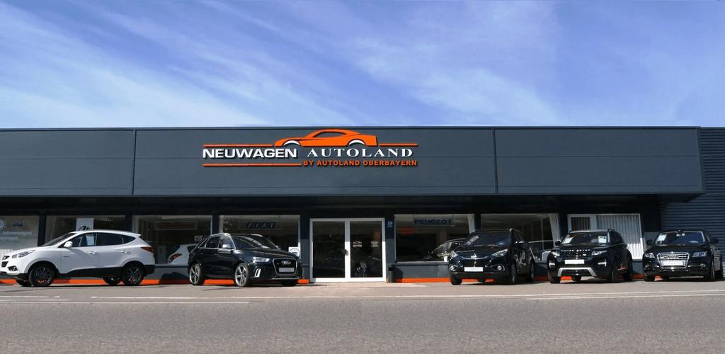 Autrado Lieferant - Neuwagen Autoland Oberbayern Fahrzeuggroßhandel