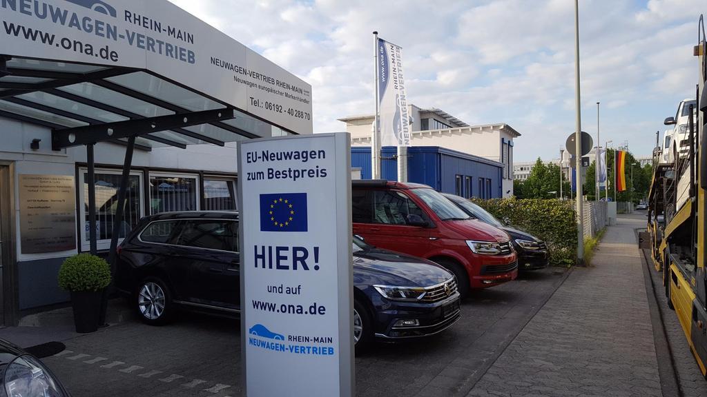 Autrado Lieferant - Neuwagen-Vertrieb Rhein-Main GmbH & Co. KG Fahrzeuggroßhandel