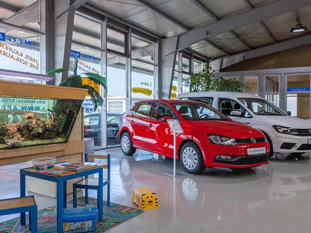 APEG Automarkt als Autrado-Lieferanten freischalten