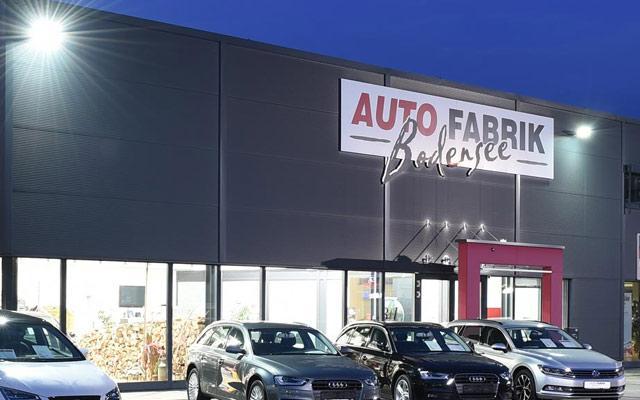 Autrado Lieferant - Autofabrik Bodensee