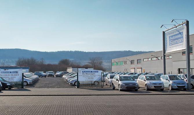 Autrado Lieferant - Autowelt Simon: günstige EU-Neuwagen als EU-Importautos