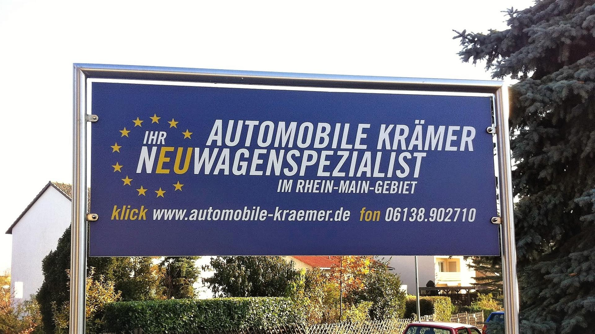 Autrado Lieferant - EU Automobile Krämer Fahrzeuggroßhandel