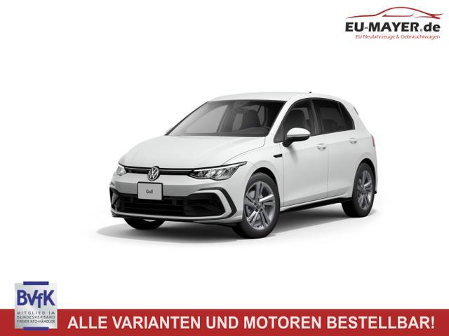 Volkswagen Golf 8 (neues Modell) R-Line