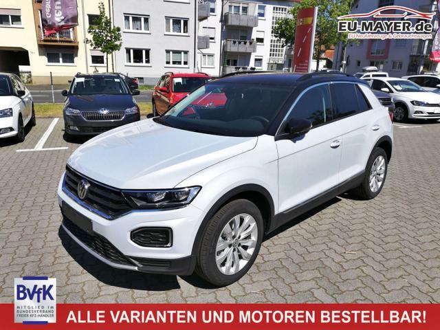 Volkswagen T-Roc M-Edition 5 Jahre Garantie
