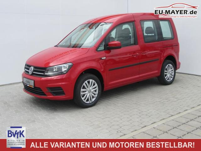 Volkswagen Caddy Trendline BMT