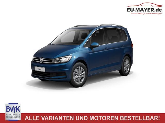 Volkswagen Touran M-Edition 4 Jahre Garantie