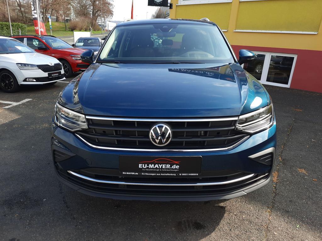 Volkswagen Tiguan (Facelift) Life bei EU-MAYER.de