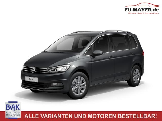 Volkswagen Touran Highline Edition /Navi/Climatronic/Rear View/PDC/LED