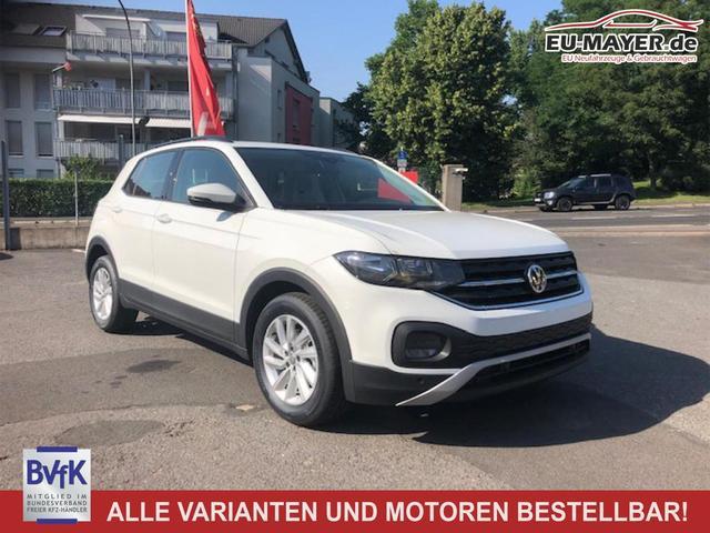 Volkswagen T-Cross Life CZ