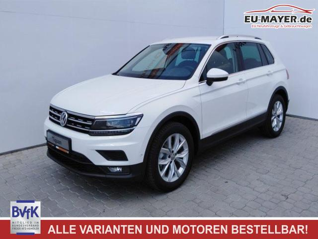 Volkswagen Tiguan M-Edition 5 Jahre Garantie