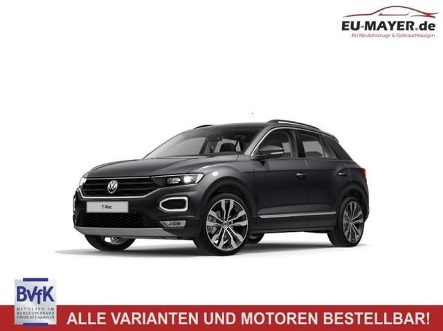 Volkswagen T-Roc Sport CZ