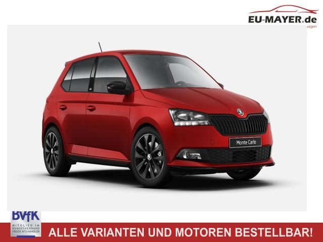 Skoda Fabia Monte Carlo Facelift 2020 / 5 Jahre Garantie