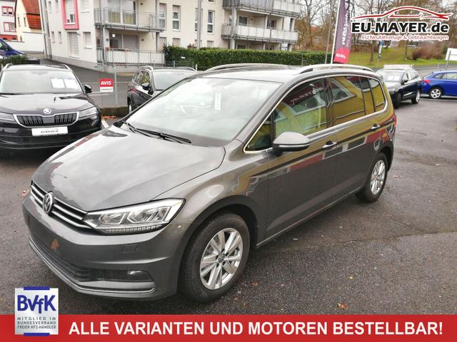 Volkswagen Touran Highline Edition