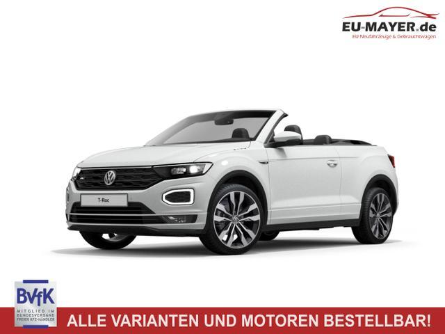 Volkswagen T-Roc Cabrio 20 Jahre EU MAYER Sondermodell zum Firmenjubiläum