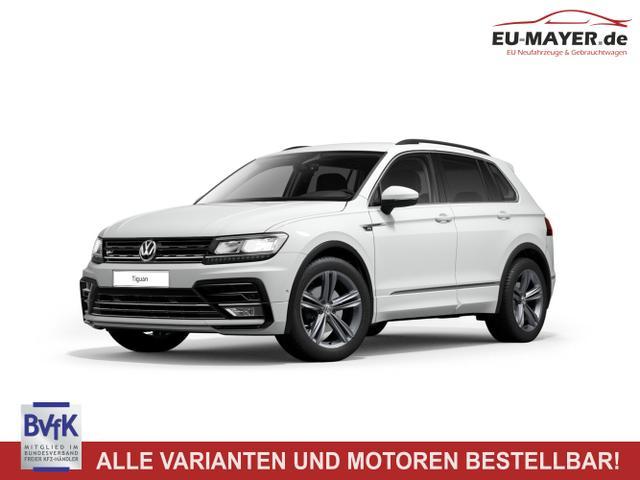 Volkswagen Tiguan Comfortline Edition