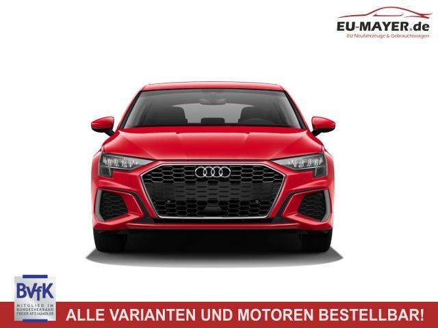 Audi Neuer A3 Sportback Basis