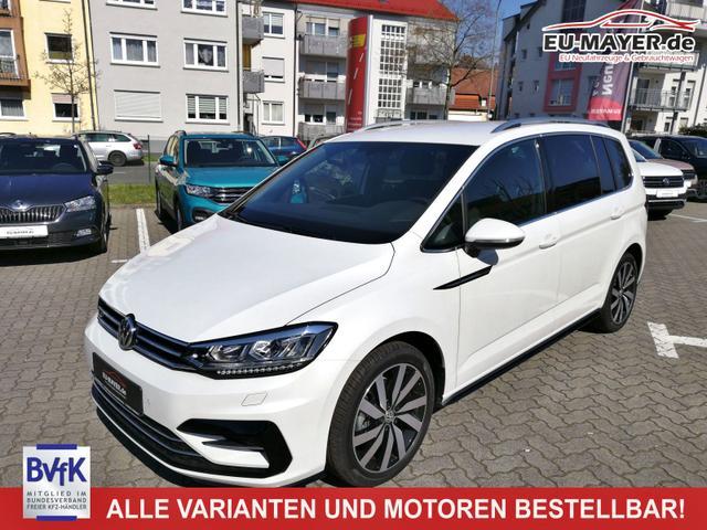Volkswagen Touran Highline Edition