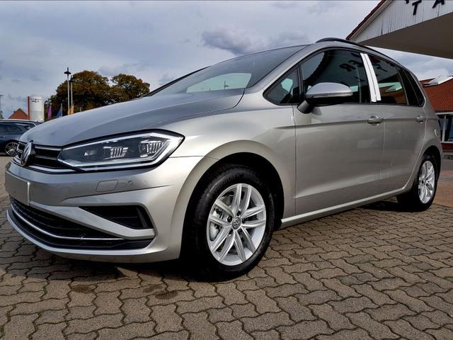 Volkswagen Golf Sportsvan - Comfortline 1.5 TSI DSG / ergoActive Navi LED