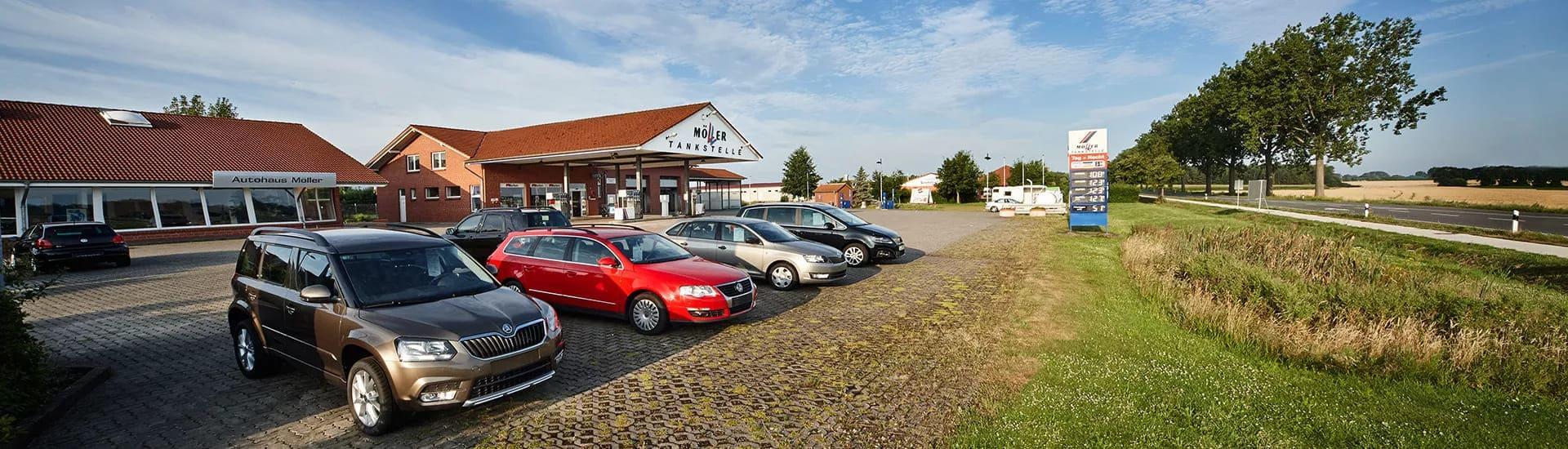 Günstiger Reimport EU-Fahrzeuge in Niedersachsen - Autohaus Möller