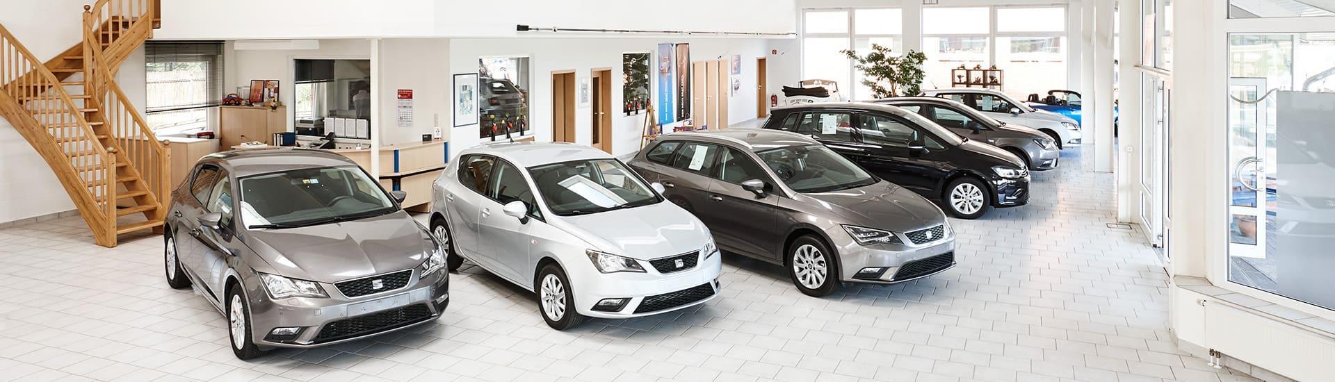 Seat Reimport EU-Neuwagen günstig kaufen - viele Modelle bei Autohaus Möller