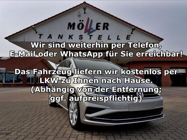 Volkswagen Golf Sportsvan Comfortline 1.5 TSI / ergoActive Navi LED