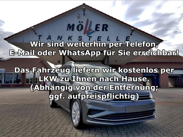 Volkswagen Golf Sportsvan Comfortline 1.5 TSI / ergoActive 4 J. Garantie