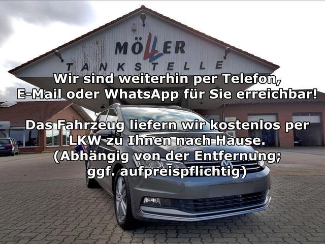 Volkswagen Touran Highline 1.5 TSI DSG / 4 J. Garantie Blind Spot