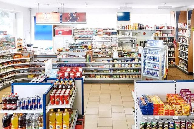 Shop Tankstelle Möller